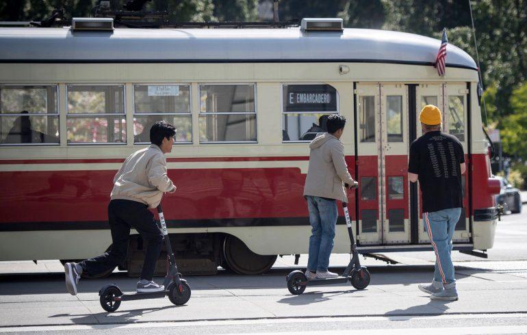 Сервис по вызову такси Lyft собирается запустить прокат электрических самокатов