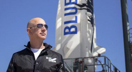 Джефф Безос рассказал, зачем и как он собирается колонизировать Луну