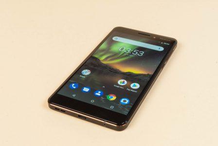 Обзор смартфона Nokia 6.1