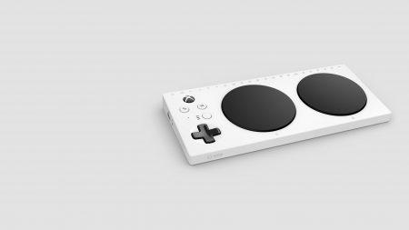 Появилось изображение нового контроллера Microsoft Xbox One для людей с ограниченными возможностями