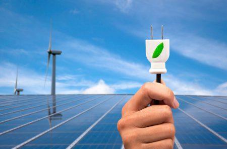 С начала года производство электричества из альтернативных источников в Украине выросло почти на 30%