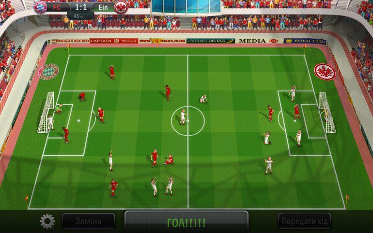 Football Tactics Glory Poshagovaya Futbolnaya Rpg Itc Ua