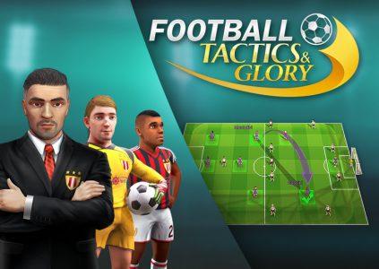 Football, Tactics & Glory – пошаговая футбольная RPG