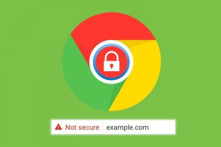 Из Google Chrome исчезнут значки безопасности соединения на HTTPS-сайтах