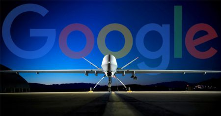 Сотрудники Google начали увольняться в знак протеста против сотрудничества с Пентагоном в рамках Project Maven