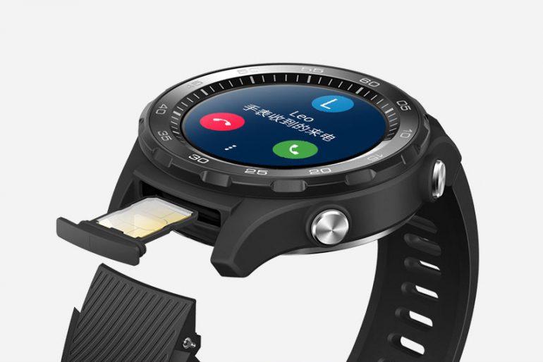Huawei представила обновленные смарт-часы Huawei Watch 2 (2018)