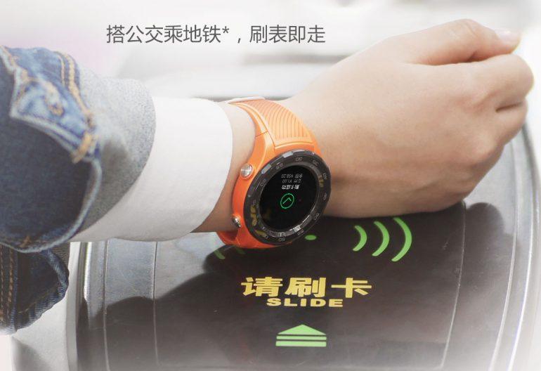 Анонс Huawei Watch 2 (2018): прошлый дизайн, eSIM иnanoSIM версии