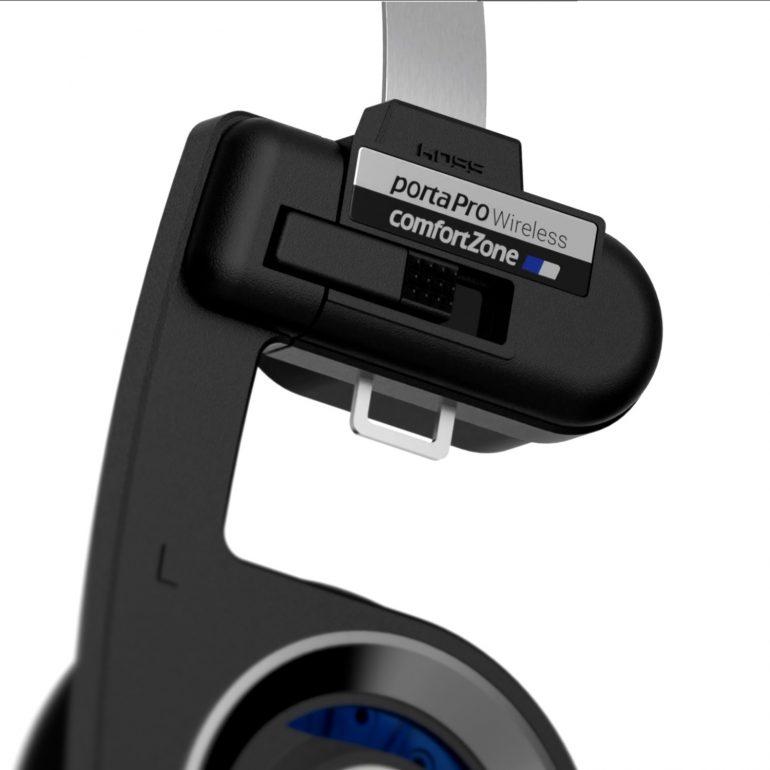 Koss выпустила беспроводные наушники Porta Pro Wireless