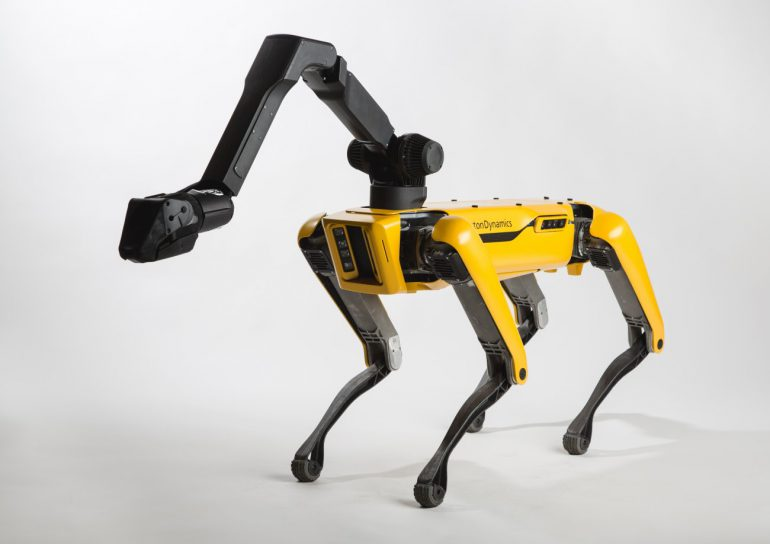 Boston Dynamics начнет продавать роботов в 2019 году