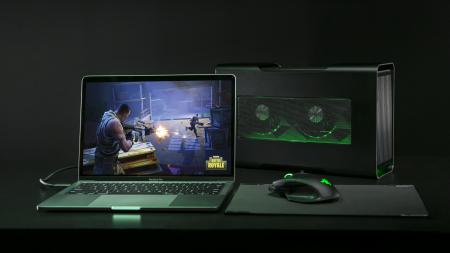 Новый бокс для подключения внешней видеокарты Razer Core X вмещает трехслотовые модели и стоит $300