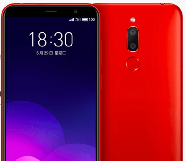 Meizu M6T Ч смартфон с экраном 18:9, сдвоенной камерой и сканером лица за И110
