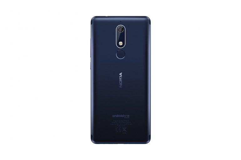Представлены смартфоны Nokia 5.1, Nokia 3.1 и Nokia 2.1