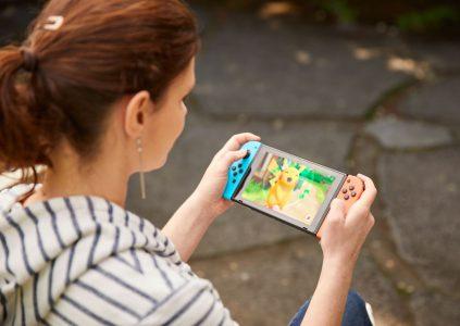 Для Nintendo Switch вышла игра Pokmon Quest, в ноябре появится ещё две игры, а в следующем году – крупная «основная» игра о покемонах
