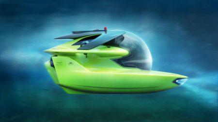 Aston Martin завершил разработку электрической субмарины Project Neptune стоимостью $4 млн, публичная демонстрация коммерческой версии состоится до конца года - ITC.ua