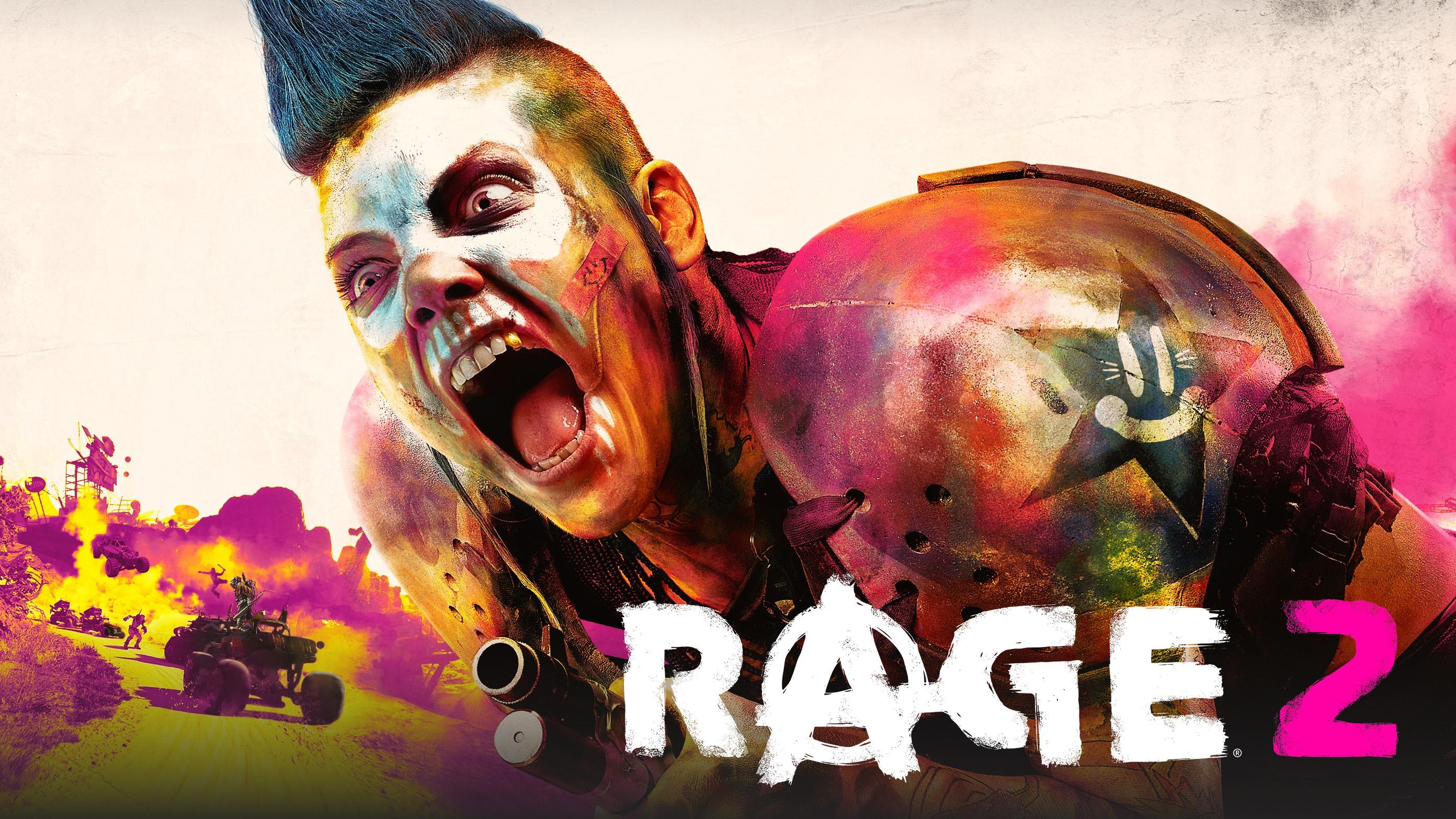 «Приготовьтесь умирать!»— официальный тизер Rage 2