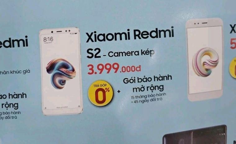 Бюджетный смартфон Xiaomi Redmi S2 полностью рассекретили за неделю до анонса [фото, видео, цена]