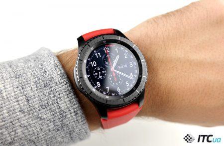 Galileo — кодовое название умных часов Samsung Gear S4