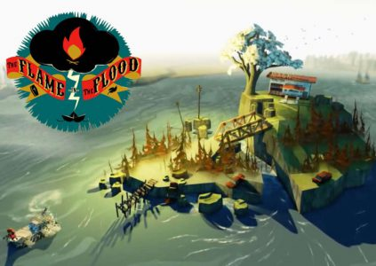На Humble Bundle бесплатно раздают симулятор выживания The Flame in the Flood, а в Steam можно опробовать Oddworld: Abe's Oddysee