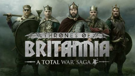 Total War Saga: Thrones of Britannia — не такая уж и тотальная война