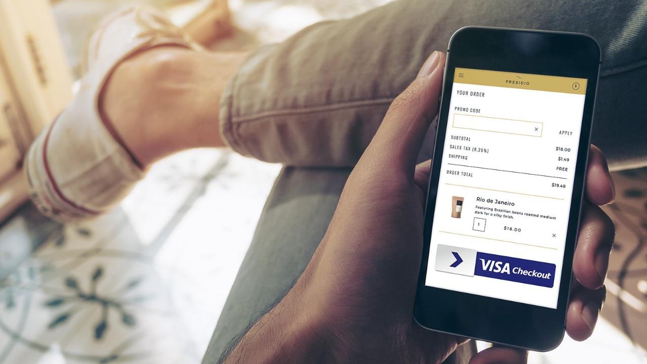 Райффайзен Банк Аваль и компания Visa запустили в Украине сервис онлайн-платежей Visa Checkout
