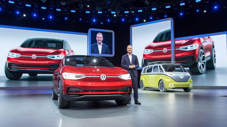 Volkswagen удвоил сумму заказов на аккумуляторы для своих электромобилей