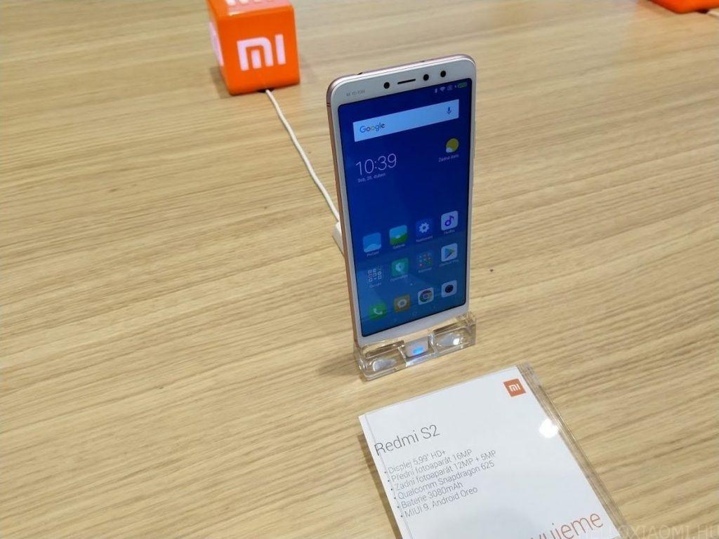 Допремьеры: стали известны все характеристики Xiaomi Redmi S2