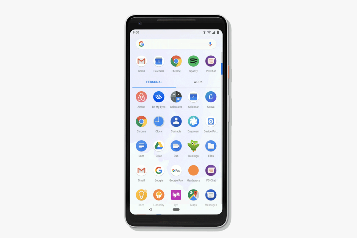 Android P: 10 major innovations