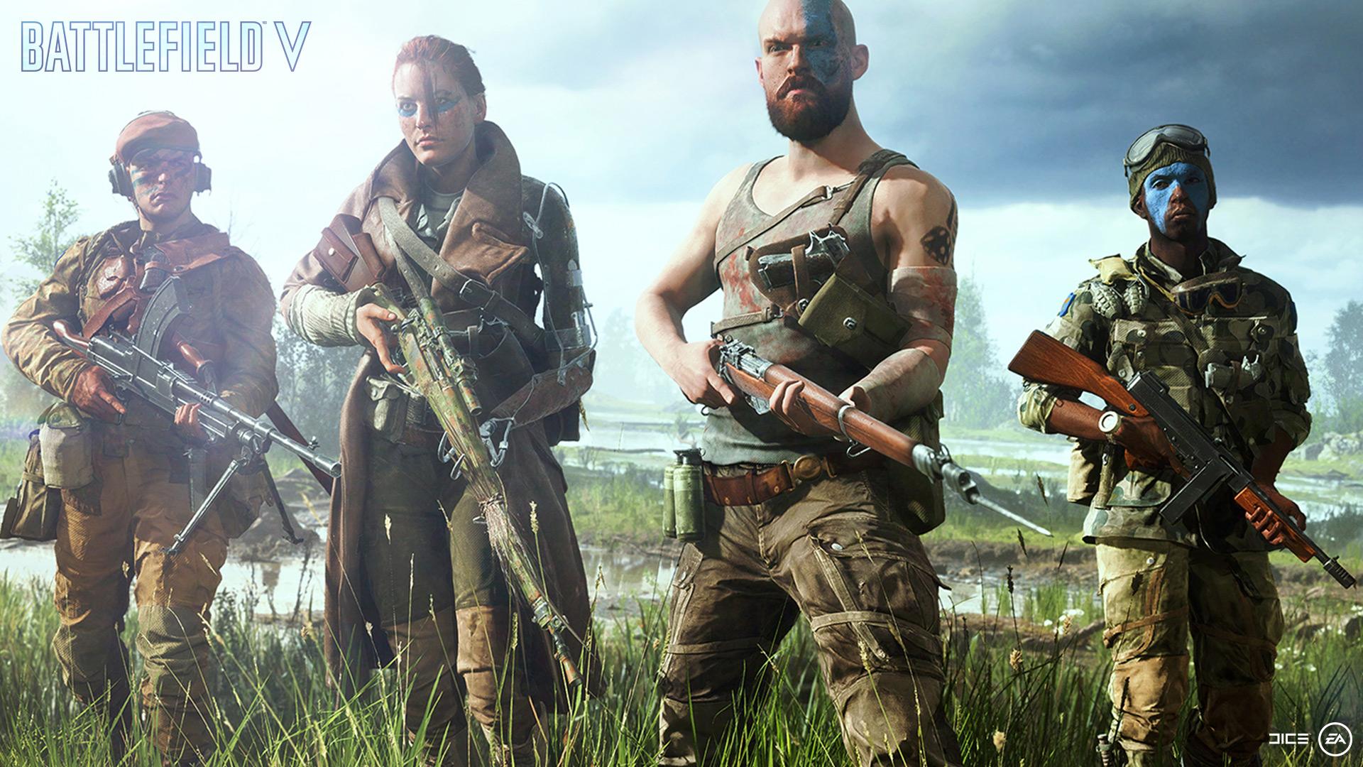 Battlefield V возвращается ко Второй мировой войне: первые подробности и дебютный трейлер игры