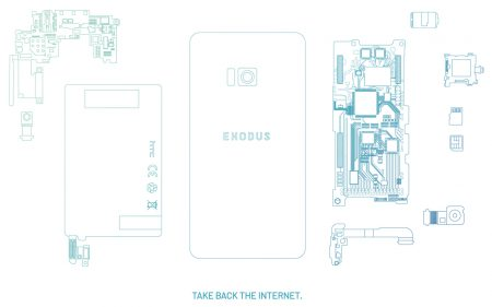 HTC Exodus – первый блокчейн-смартфон компании