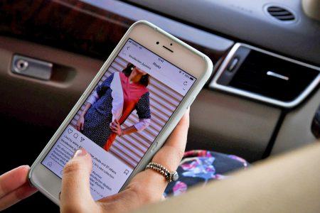 Социальная сеть Instagram  расскажет пользователям, сколько времени они растрачивают  в дополнении
