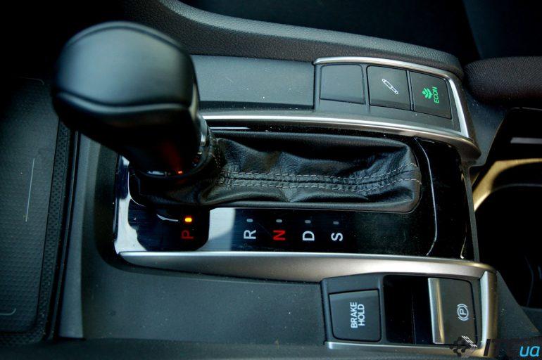 Honda Civic 5D Sport: «подогретый» хэтчбек в стиле «Honda is Back!» - ITC.ua