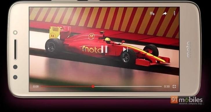 Бюджетные мобильные телефоны Moto C2 иC2 Plus показали нарендерах