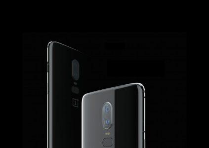 Смартфон OnePlus 6 представлен официально: SoC Snapdragon 845, двойная камера с оптической стабилизацией, до 256 ГБ флэш-памяти
