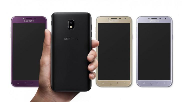 Представлены смартфоны Samsung Galaxy J4, J6 и J8