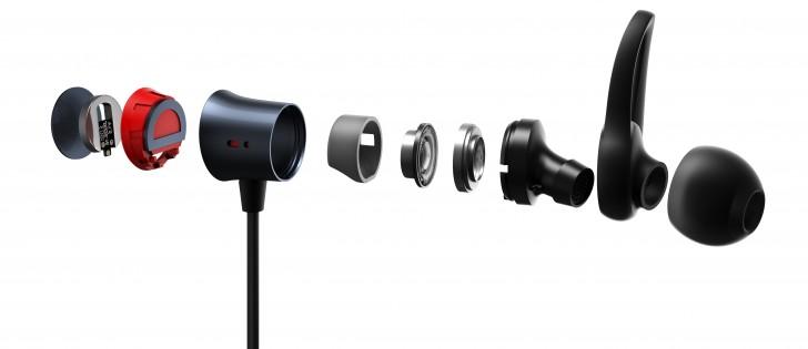 Анонсированы беспроводные наушники OnePlus Bullets Wireless с поддержкой aptX и Google Assistant