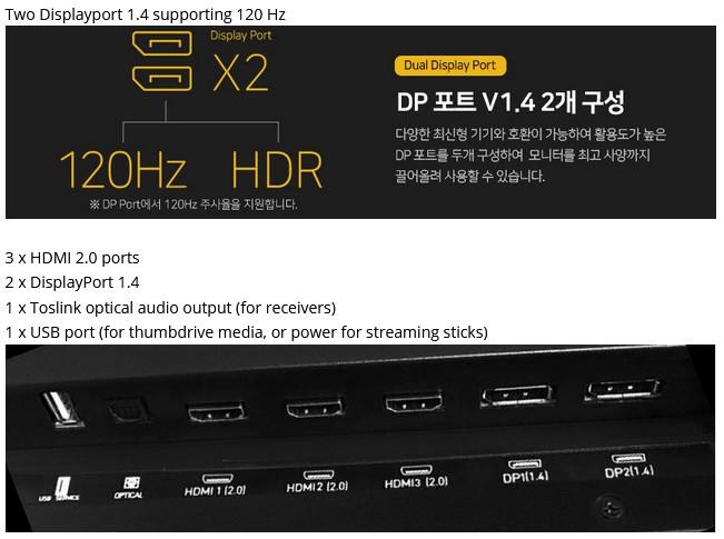 Wasabi Mango UHD430 – первый в мире коммерчески доступный 43-дюймовый игровой монитор с поддержкой 4K и 120 Гц
