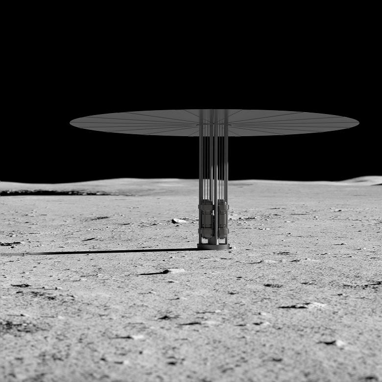 NASA успешно испытало на полную мощность компактный ядерный реактор KRUSTY, который планируют использовать для миссий на другие планеты