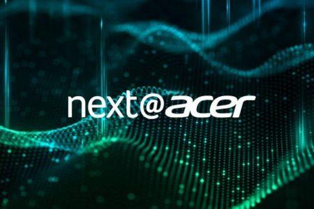 Прямая видеотрансляция презентации next@acer 2018 [начало в 18:00 по киевскому времени]