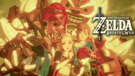 Игрок потратил на полное прохождение The Legend of Zelda: Breath of the Wild более 325 часов