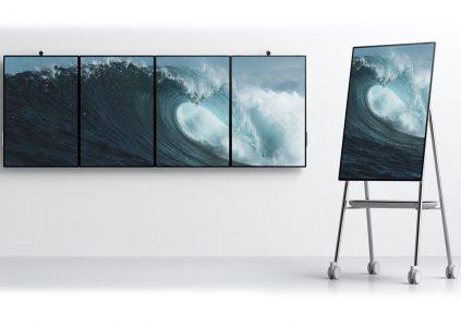Microsoft анонсировала моноблок Surface Hub 2, но не сообщила о характеристиках и цене устройства