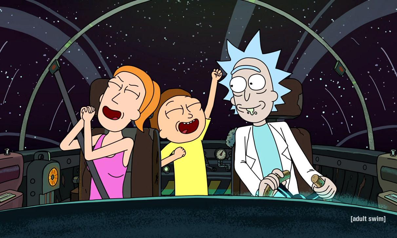 Канал Adult Swim заказал 70 новых фрагментов мультсериала «Рик иМорти»