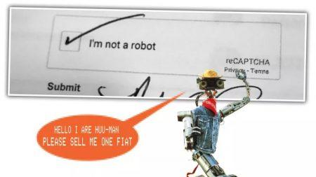 «Чтобы убедиться, что вы не робот»: Американский автодилер попросил клиентку пройти капчу… на бумаге