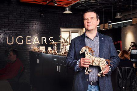 Украинская компания Ugears начнет продавать свои деревянные 3D-конструкторы в магазинах Disney по всему миру уже в ноябре 2018 года