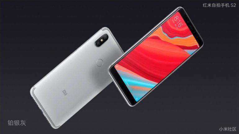 Продажи телефона Xiaomi Redmi S2 начались еще доанонса
