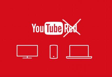 YouTube Red переименуют в YouTube Premium, стоимость подписки возрастет до $12 в месяц