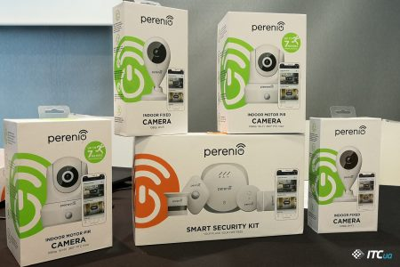 Первый взгляд на Perenio, IoT систему управления зданиями