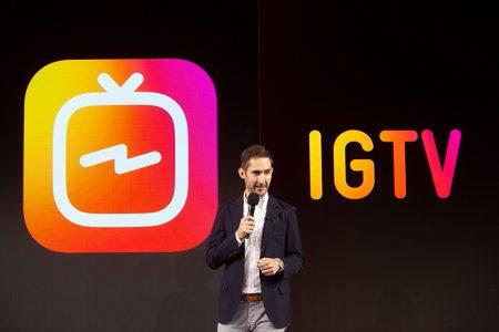 В Instagram уже более 1 млрд пользователей. Соцсеть запускает новый сервис IGTV для вертикальных видео длительностью до часа
