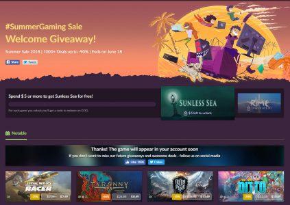 Летняя распродажа в GOG: скидки до 90% и бесплатная раздача Xenonauts