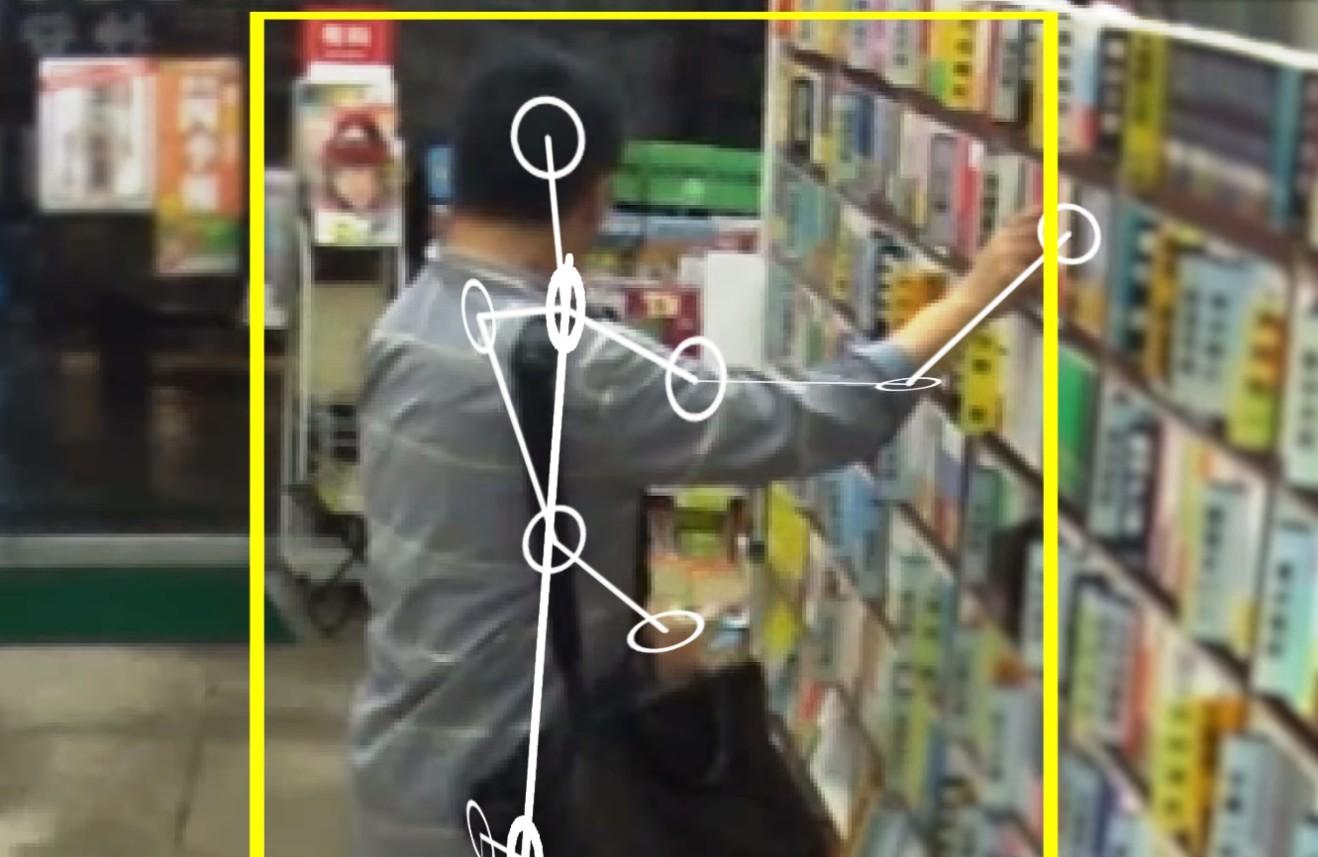 В Японии создали систему видеонаблюдения на основе ИИ, способную распознать вора
