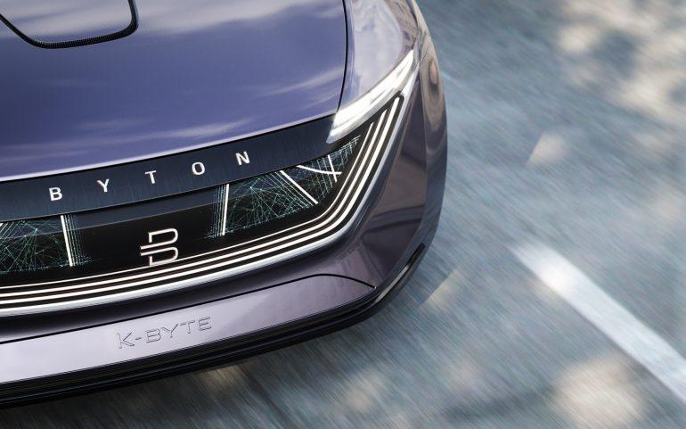 Китайская компания Byton представила концепт электромобиля Byton K-Byte с системой беспилотного управления 4 уровня и ценником $45 тыс.